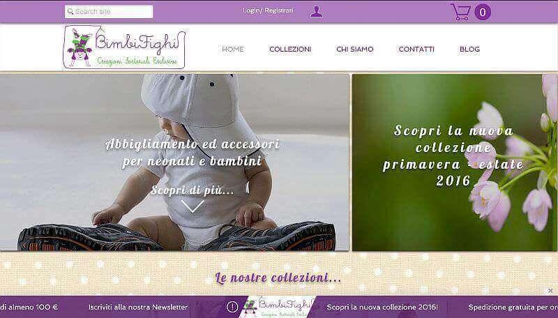 WonderSite - Realizzazione siti web Roma